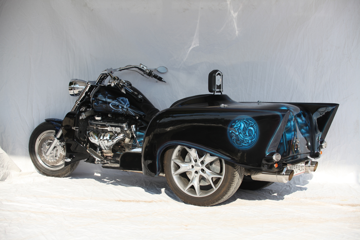 Bel Air - Custom Bike