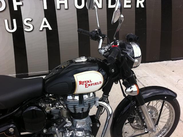 Royal Enfield Bullet 500 House Of Thunder