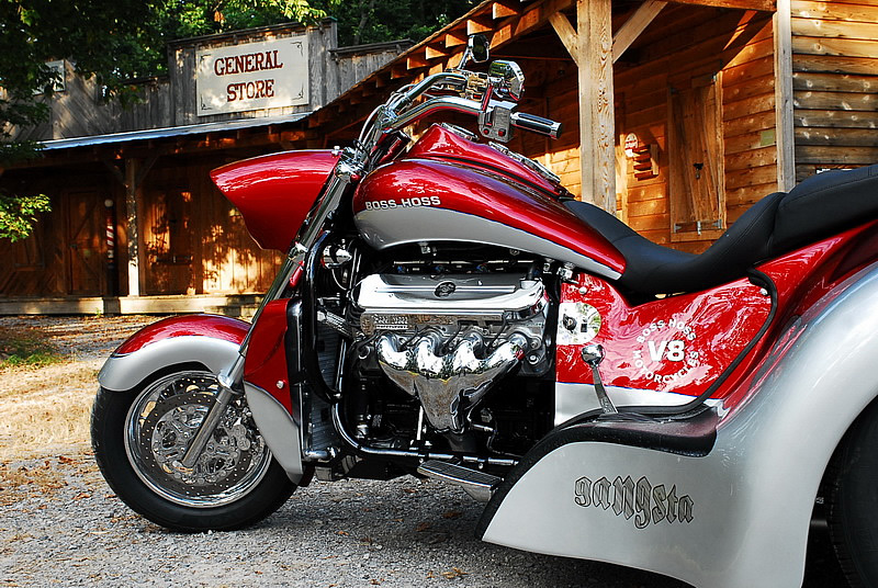 Trike Motorcycles for Sale - House of Thunder