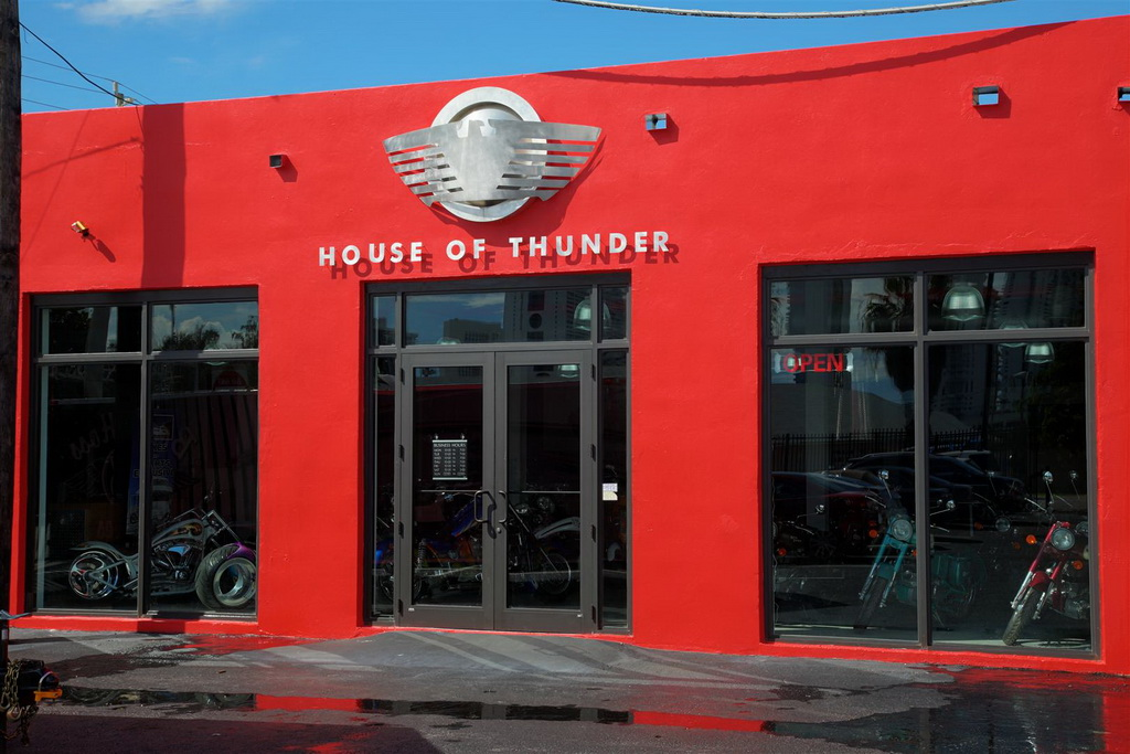 House of Thunder USA Motorcycles 04