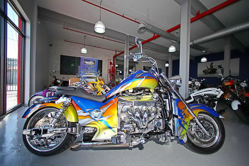 House of Thunder USA Motorcycles 09
