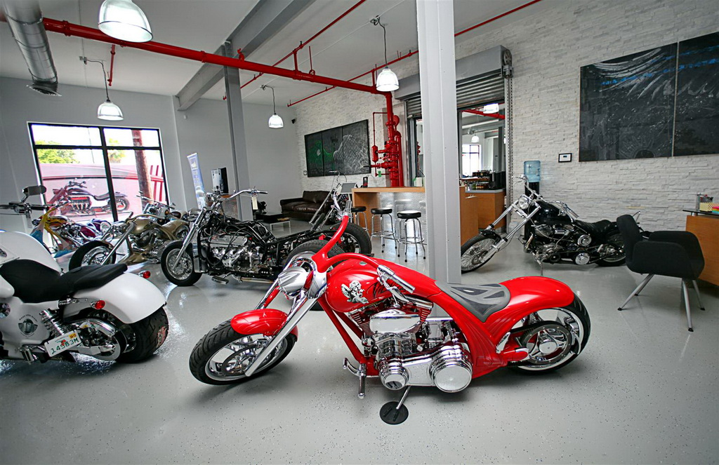 House of Thunder USA Motorcycles 10